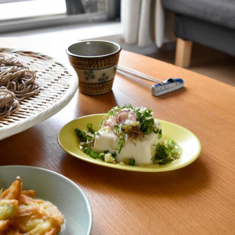 【スタッフコラム】豆腐と薬味のベストコンビを考える。