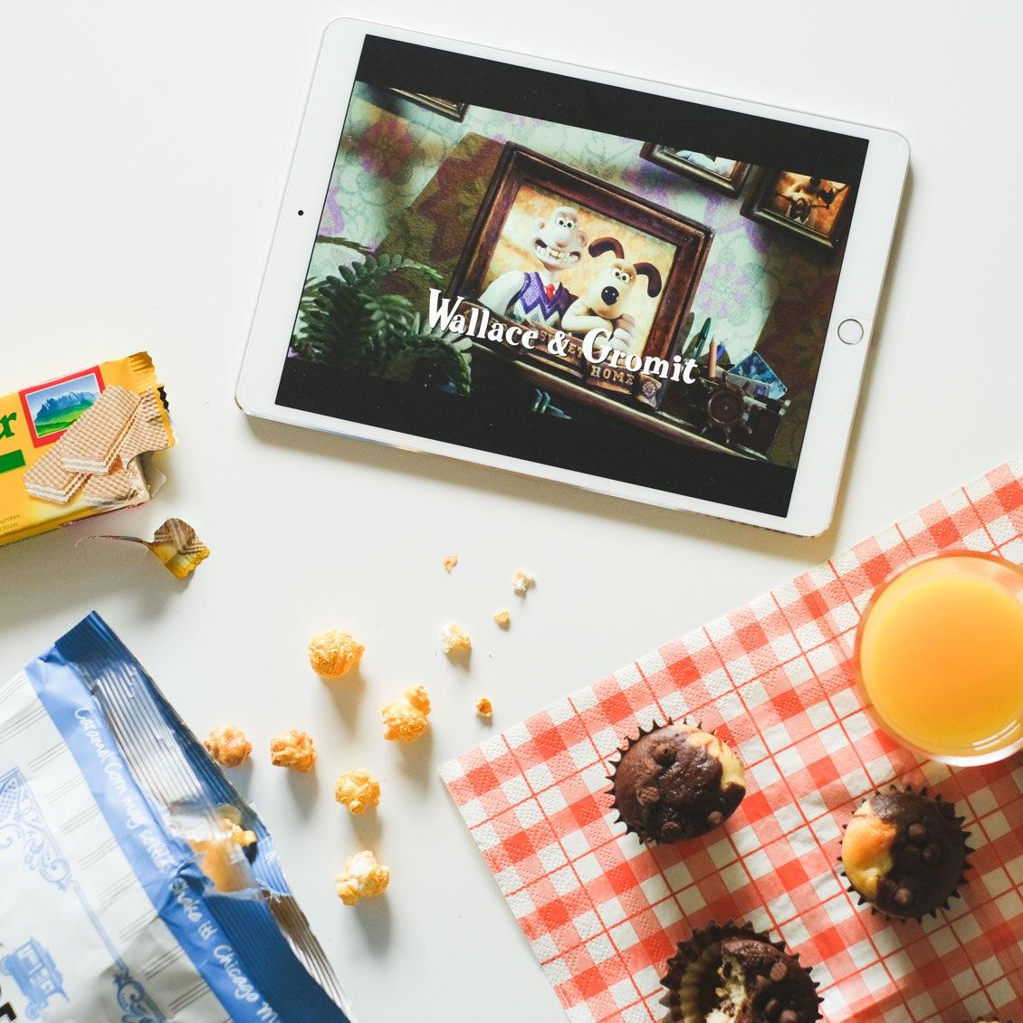 【今日はサブスク映画祭】第2話:3時のおやつに上演!大人も子供も楽しめるアニメ映画3本