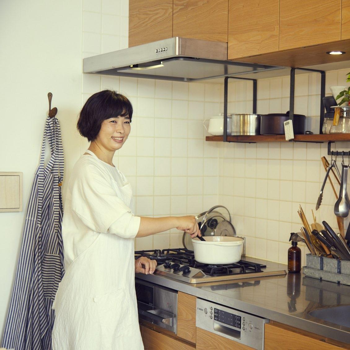 【家事の当たり前を変える?】キッカケは食洗機。料理家・近藤幸子さんの新しい暮らし