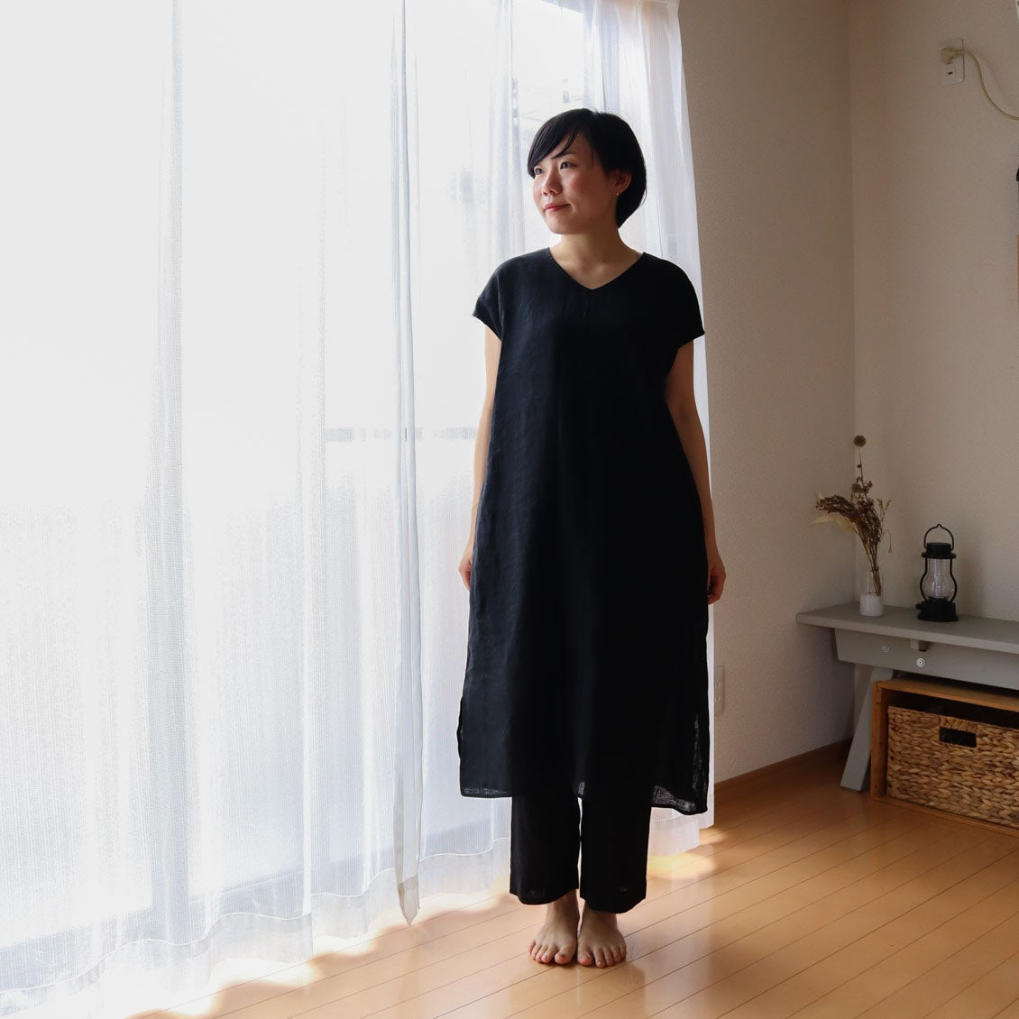 【着用レビュー】夏のオリジナル「ルームウェア」を、スタッフ3名が着てみました!