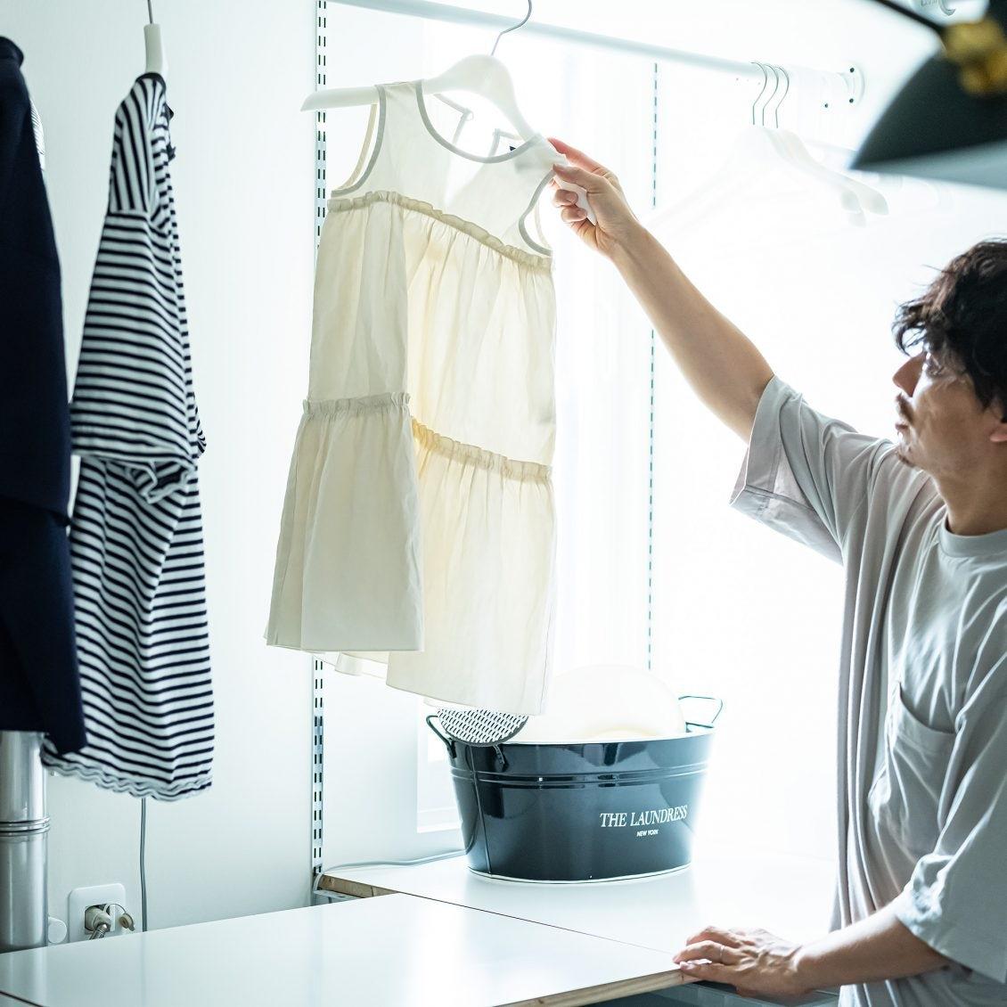 【洗濯をスマートに】だれでも、いつでも、きちんと。自然に手が動く洗濯ルーティーン、聞きました