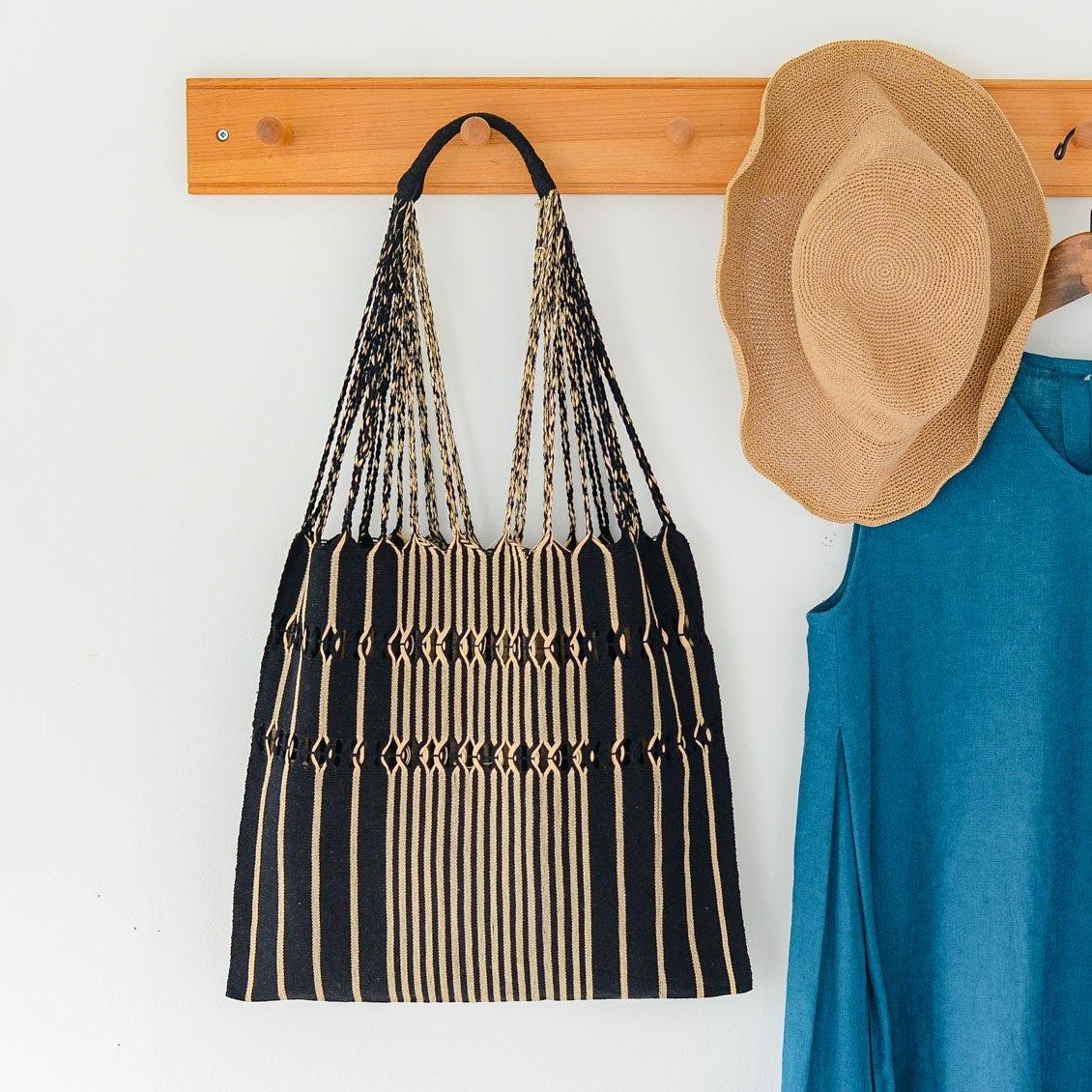 【新商品】気楽なおしゃれが楽しめる♪ハンモックバッグが新登場です。