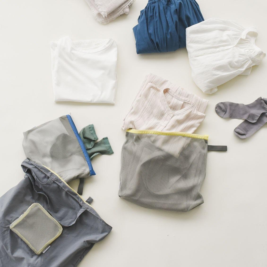 【同時発売】365日出番はひっきりなし!まるごと洗える衣類ケースとランドリートートが新登場
