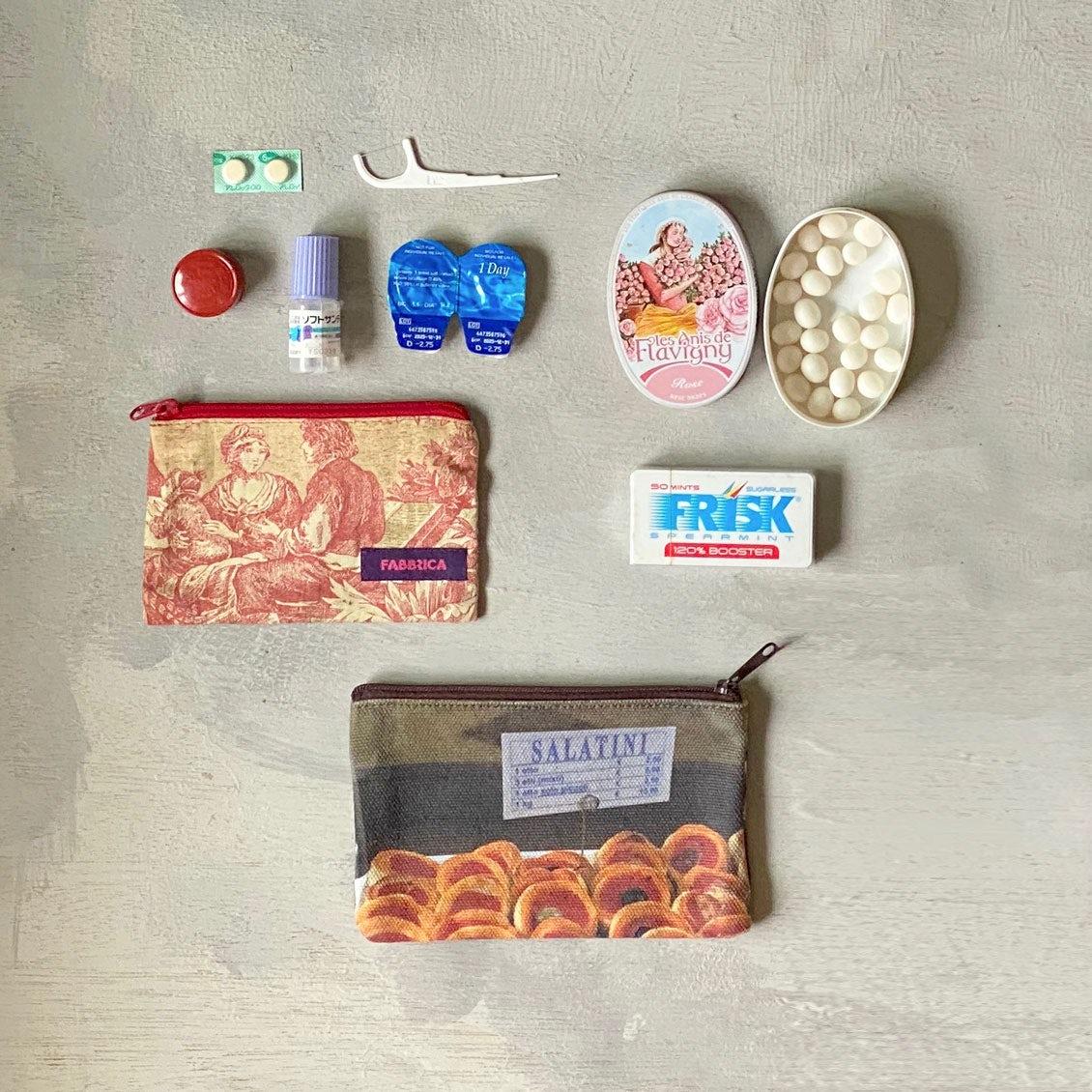 【あの人のバッグ】荷物は多め。料理研究家さんの大きめバッグとその中身(口尾麻美さん)