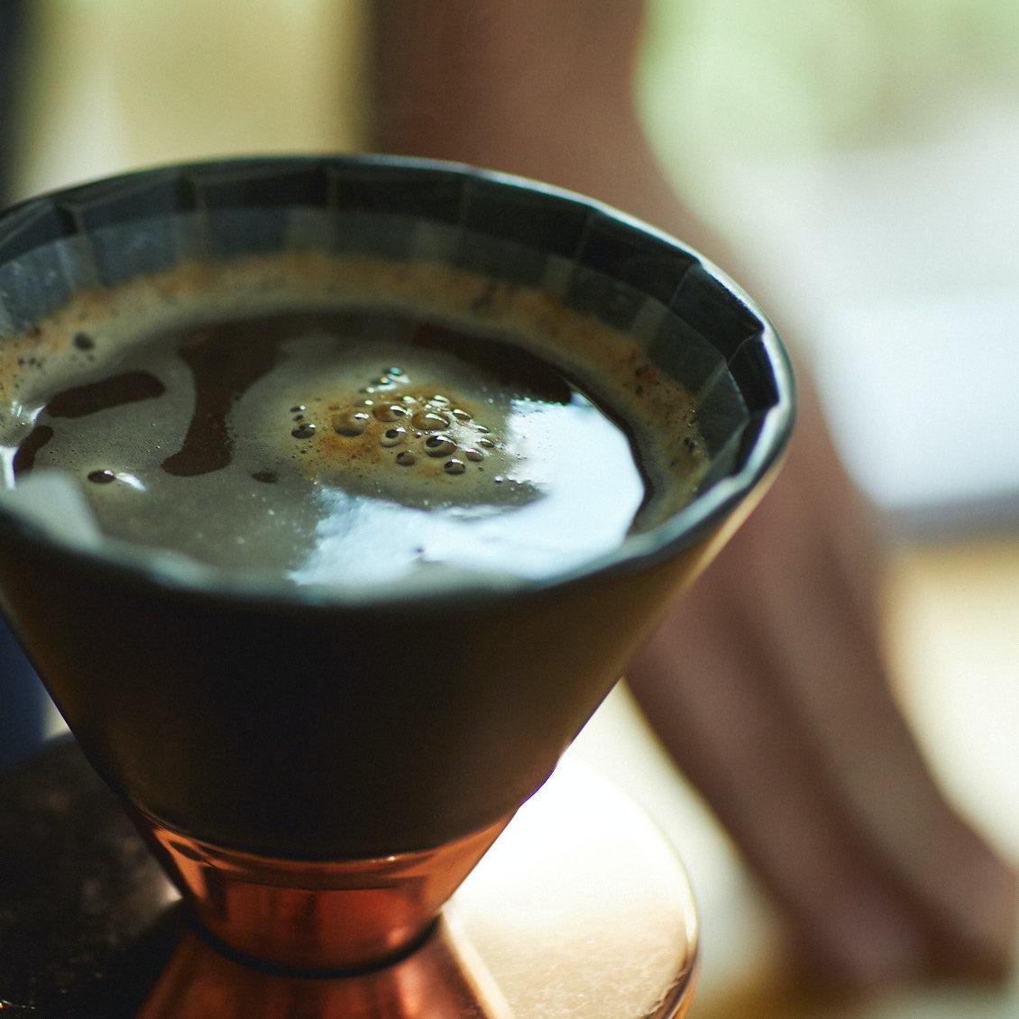 【レシート、拝見】写真とコーヒー、ふたつを結ぶ父の夢
