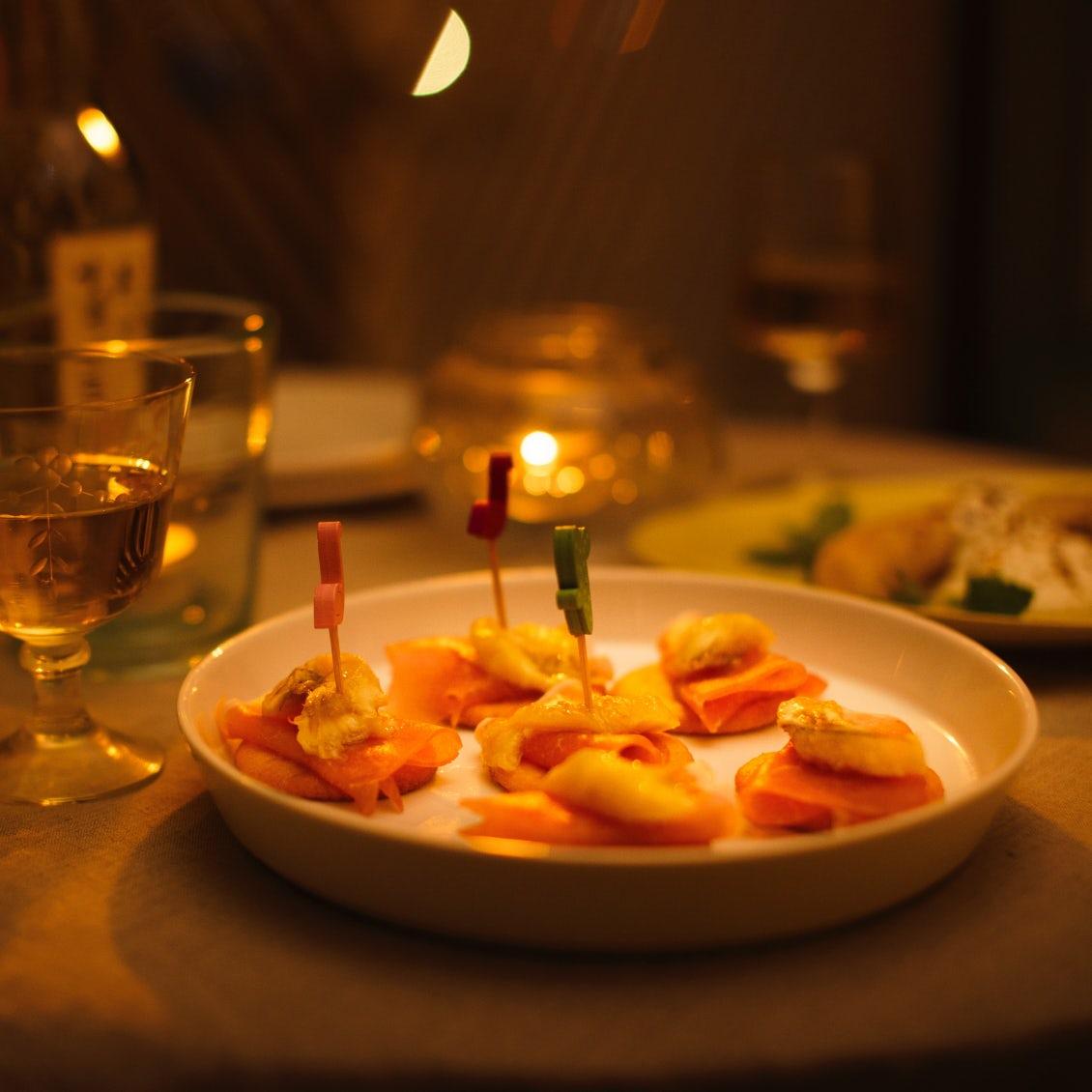 【至福の「丸焼き」おつまみ】第2夜:甘いとしょっぱいを同時にほおばる。バナナ編