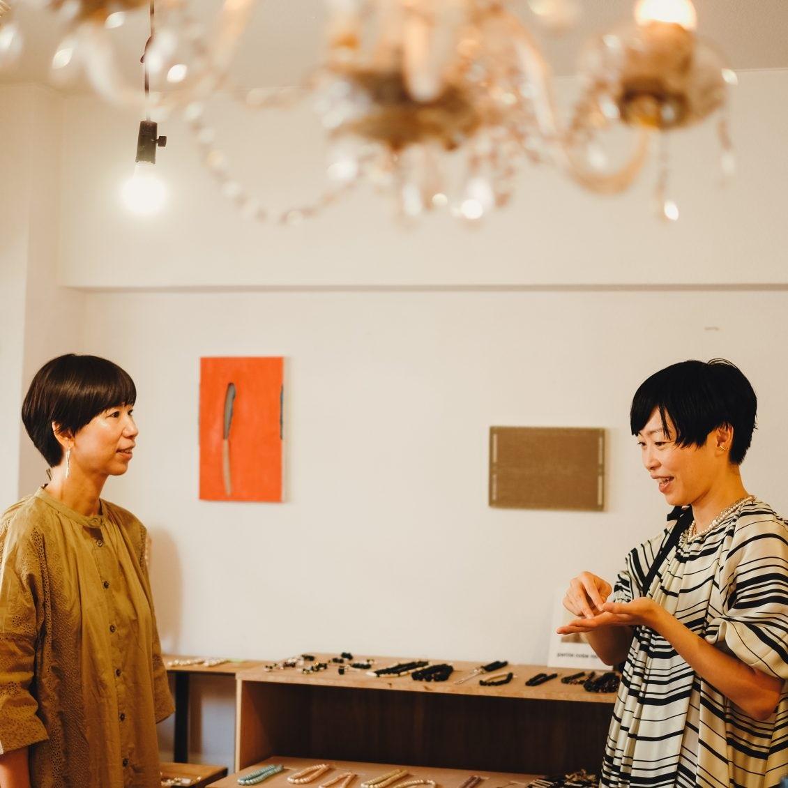 【あのブランドを特別訪問】店長佐藤が40代の今だから身につけたいと思う「アクセサリー5選」本日発売!