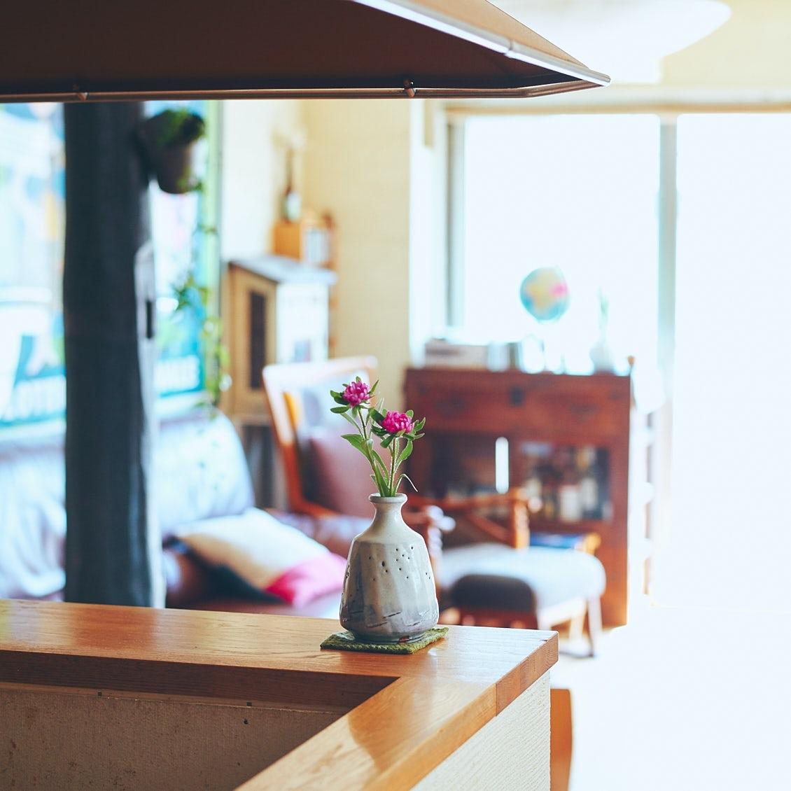 """【花をもっと身近に】1日1本、お店で受け取る。花が""""日常""""になる新習慣"""