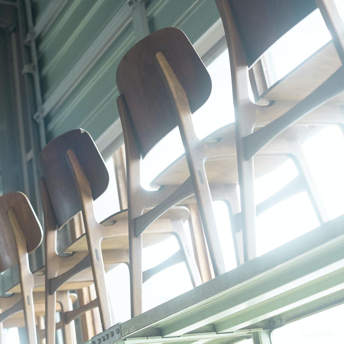 【とっておきの椅子選び】第2話:やっぱり大事なのは座りやすいこと。自分に合った選び方とは(北欧家具talo)