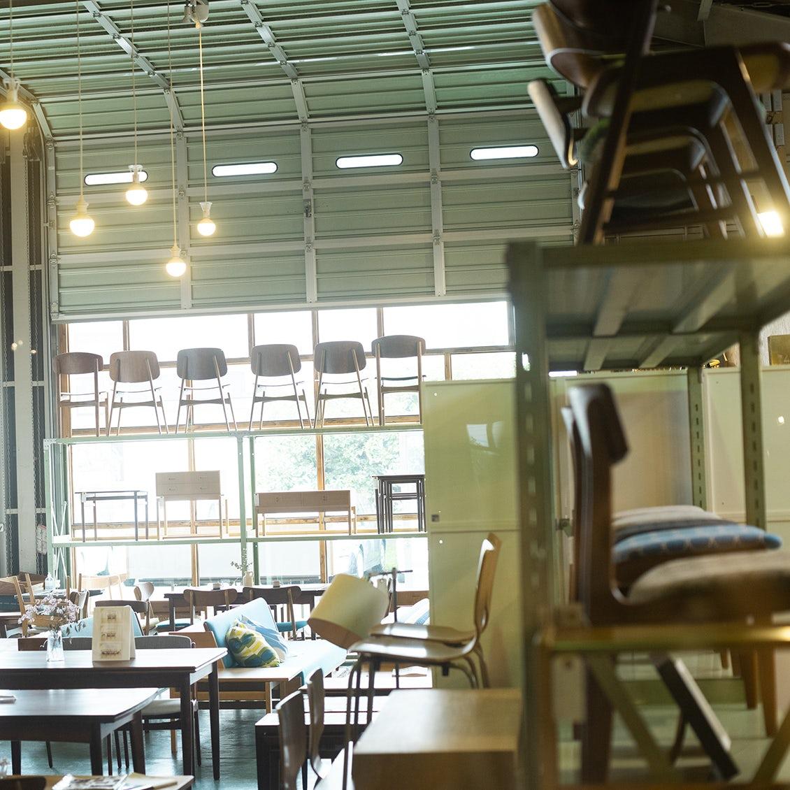【とっておきの椅子選び】第3話:ビンテージ家具が選ばれるワケと、お手入れ方法(北欧家具talo)