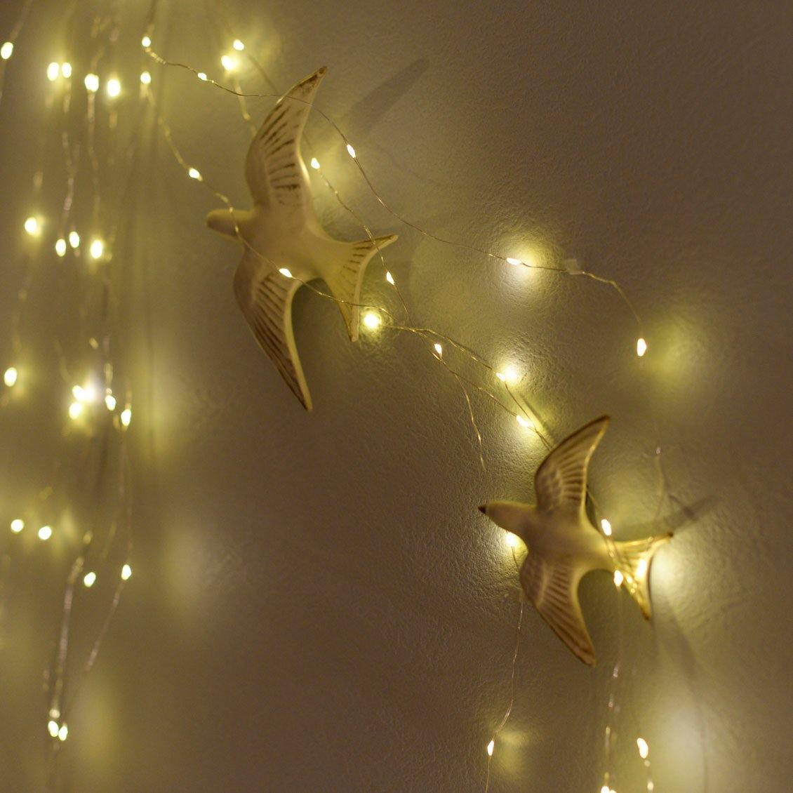 【スタッフの愛用品】まだ眠くない子どもがご機嫌で寝室に。星粒のようなLEDライト