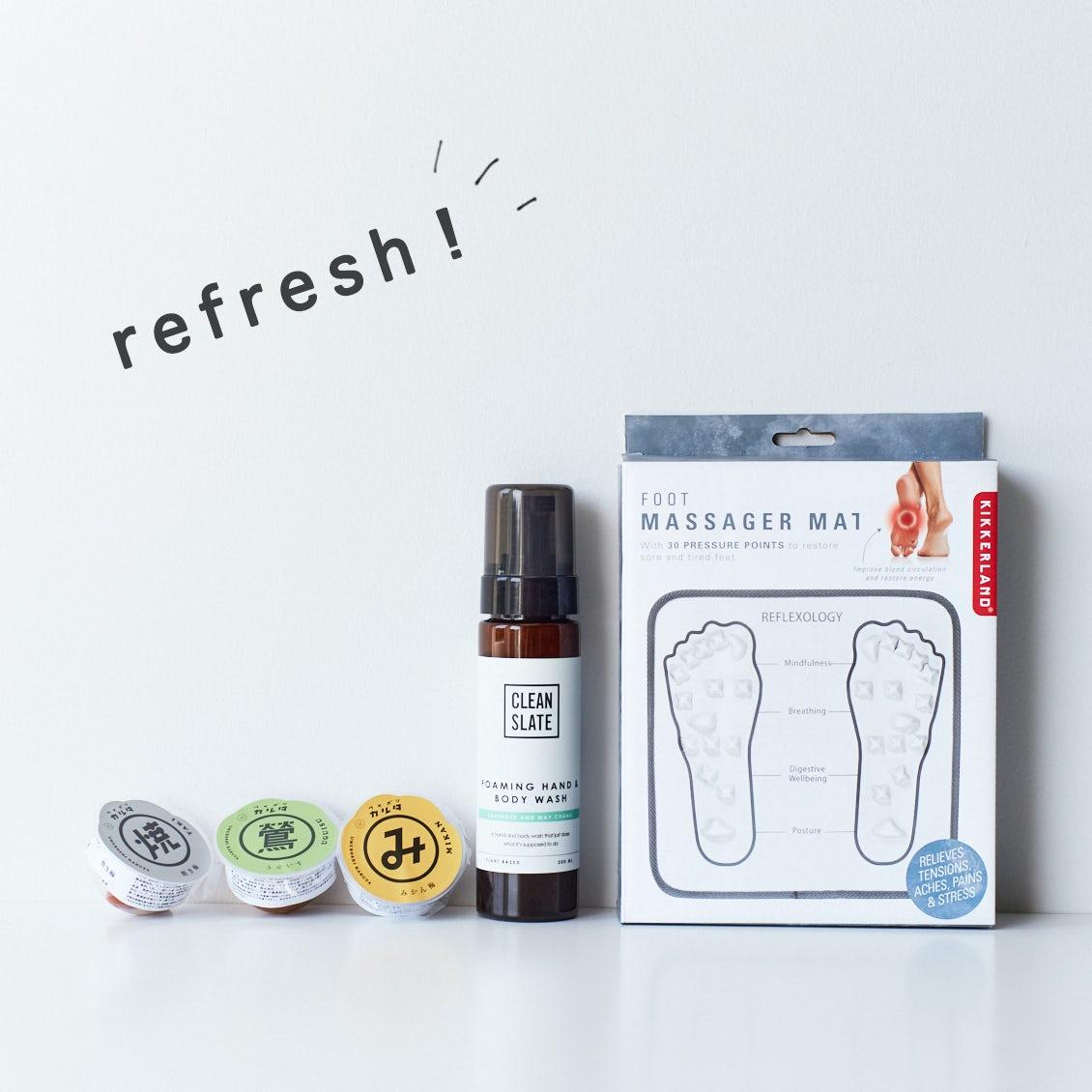 【ときめく手みやげ】癒しと刺激でリフレッシュ!すっきり気分転換できるアイテム3選