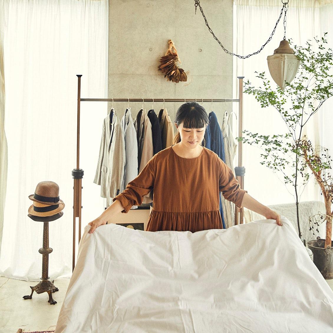 【寝具見直し計画】洗濯機で洗えていつでもフカフカ。北欧発、使い続けたくなる納得の掛け布団