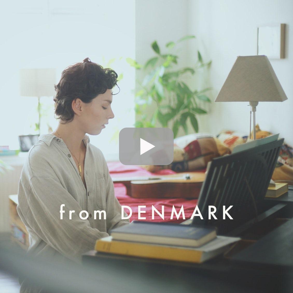【北欧に暮らすひと】第4弾 前編:「朝はのんびり派」コペンハーゲン在住、音楽家ルーさんの朝の過ごしかた