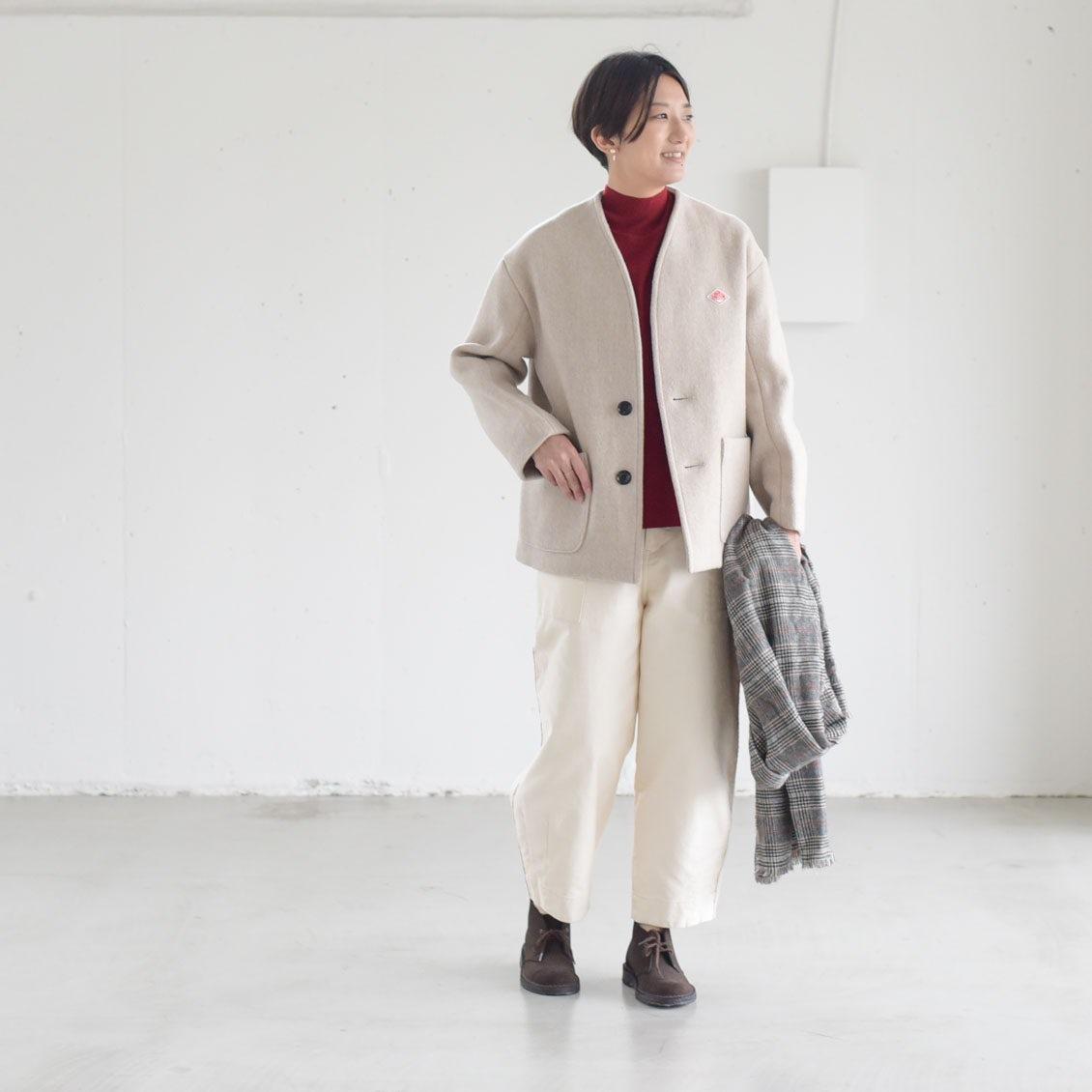 【着用レビュー】2サイズから選べる「DANTONのコート」を4名のスタッフが着てみました!