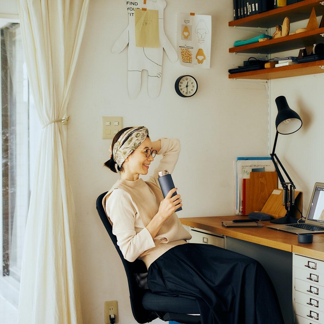 【ご機嫌をつくるもの】家での時間がもっと好きになる。モデル香菜子さんの小さな工夫って?