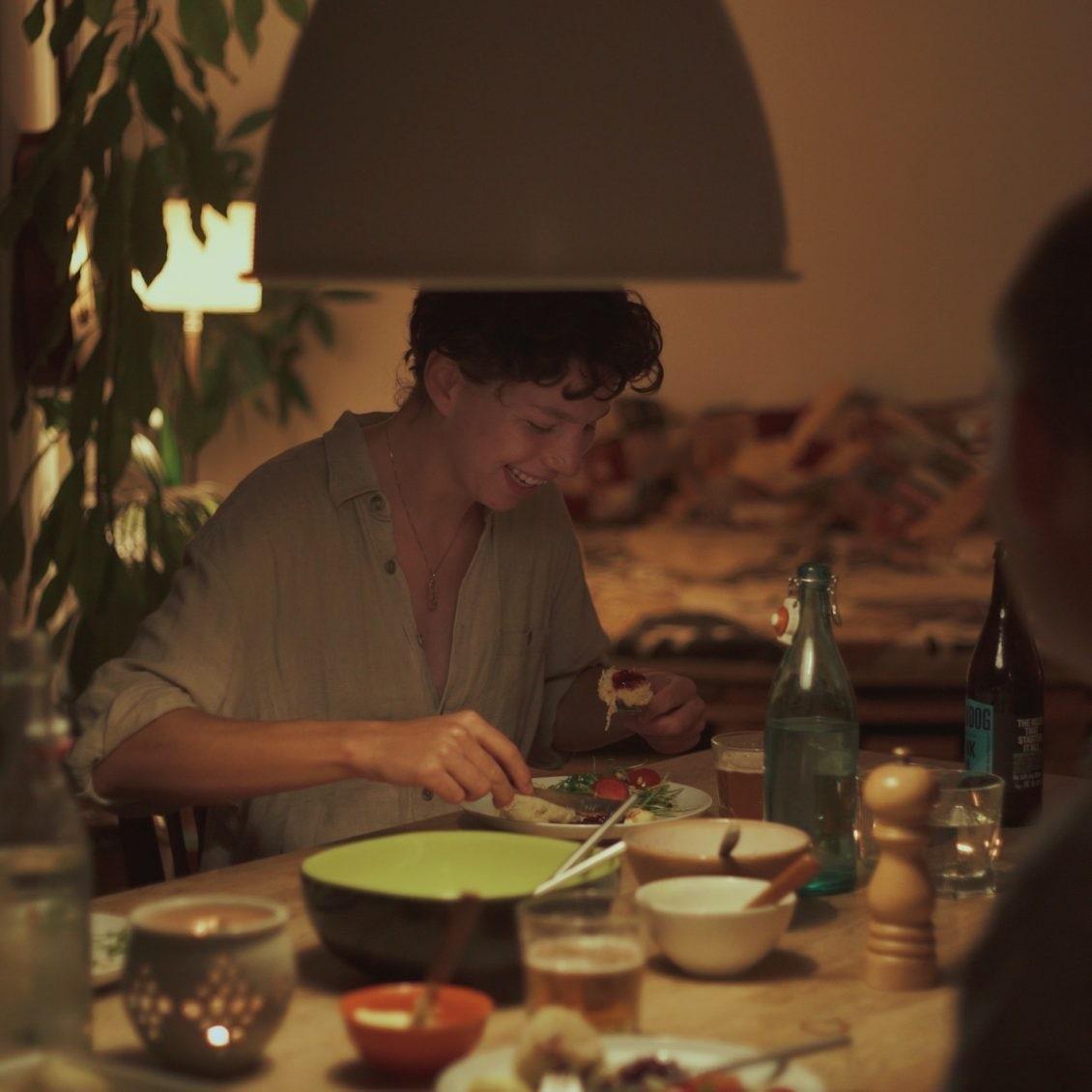 【北欧に暮らすひと】第4弾 後編:北欧の家庭料理と、音楽。コペンハーゲン在住、音楽家ルーさんの夜の過ごしかた