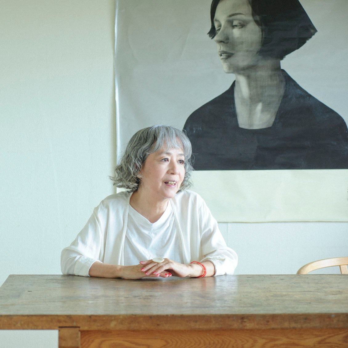 【おしゃれな人】第1話:40代で専業主婦からデザイナーに。(CHICU+CHIKU5/31デザイナー山中とみこさん)