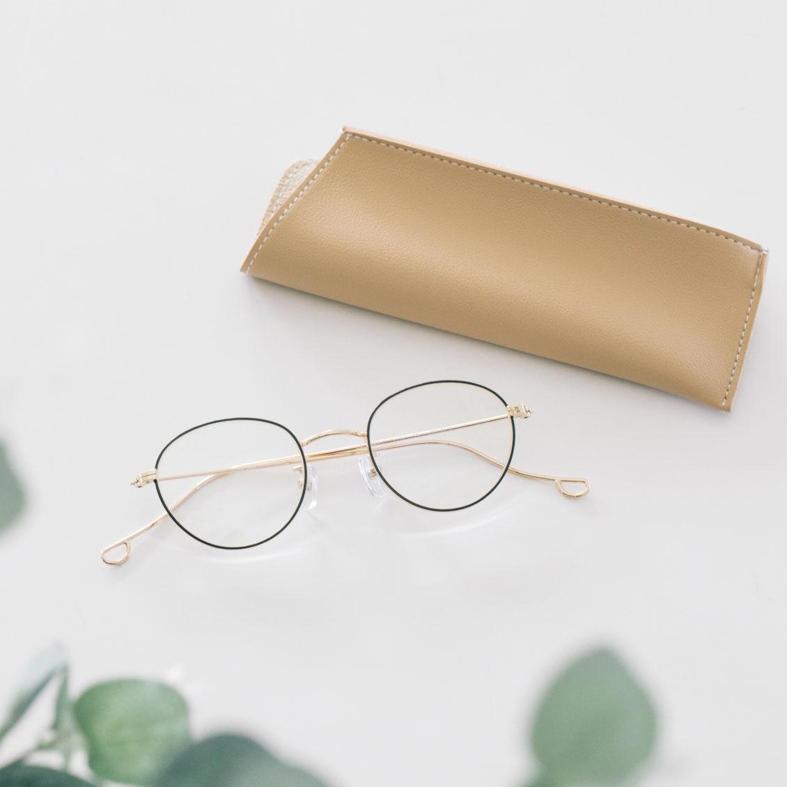 【新商品】家の中でも外でも大活躍! ブルーライト・UVカットどちらも叶えてくれる「メガネ」が登場です♪