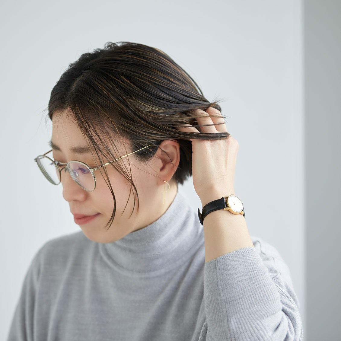 【使用レビュー】髪型のちがうスタッフ3名が、LISARCHの「ヘアソルベ」を使ってみました!