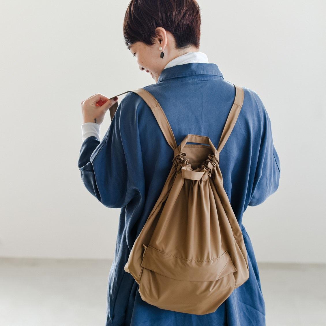 【着用レビュー特大号】NORMALLYのバッグ、どう使う?6名のスタッフに聞いてみました