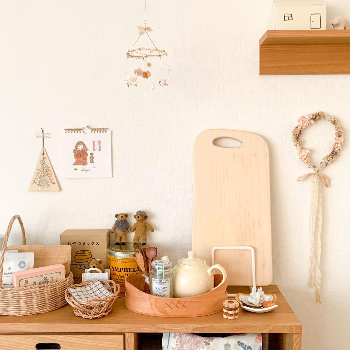 【スタッフの愛用品】憧れの「木のまな板」を味方につけたら、毎日の暮らしが楽しくなりました。