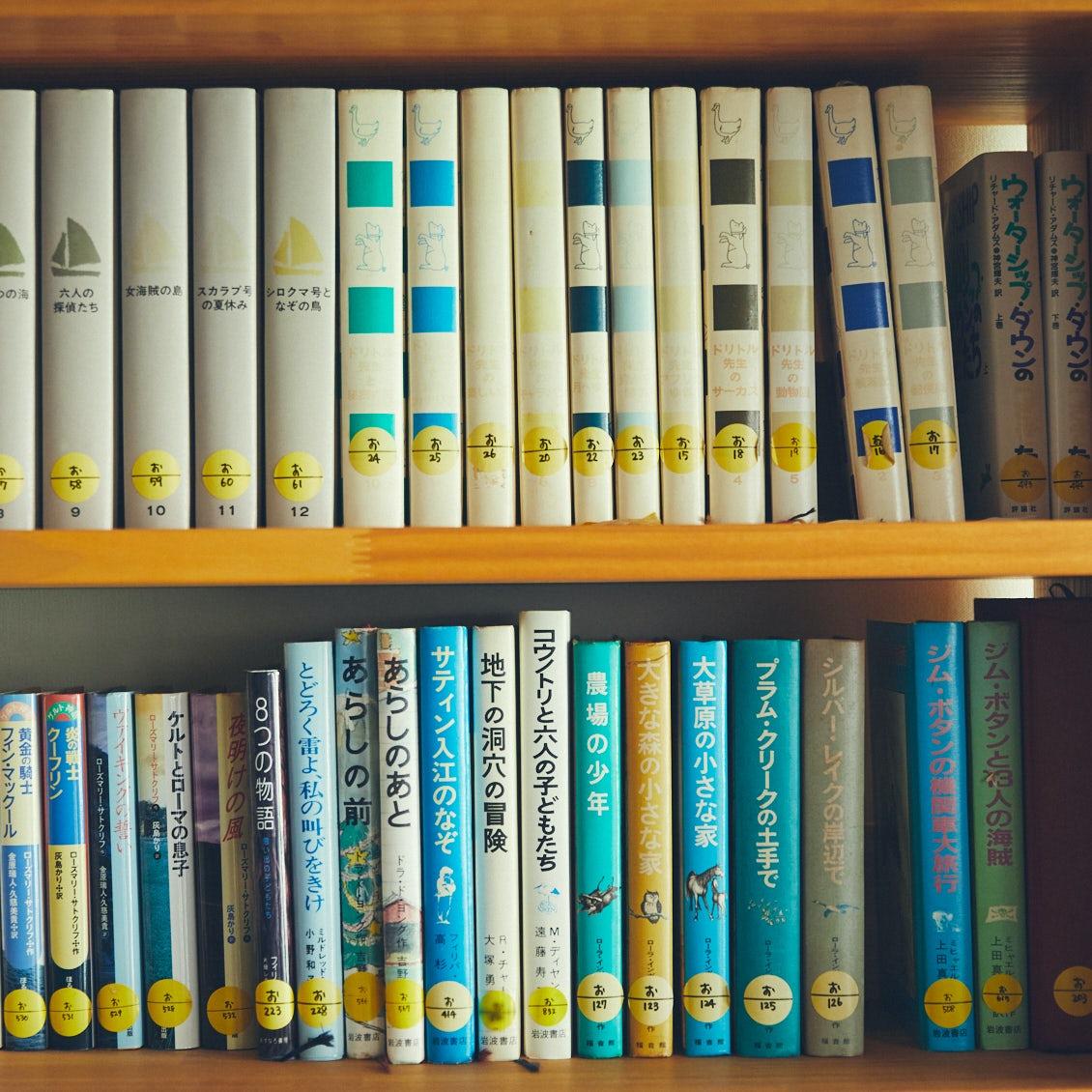 【あのひとの子育て】翻訳家・小宮由さん〈前編〉物語が子どもの中にある。それは大きな安心材料です