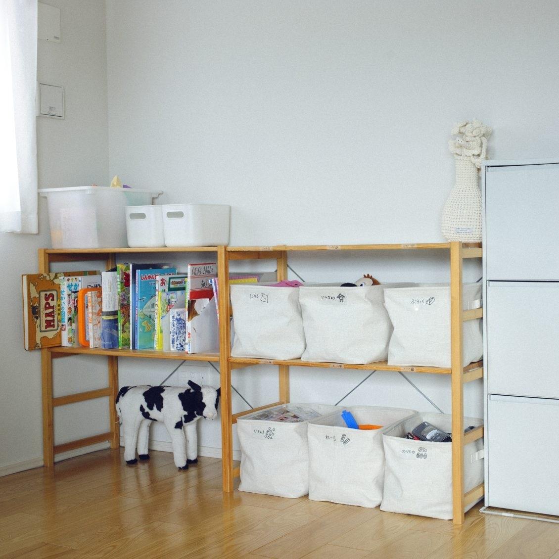 【親子で取りくむ収納】第2話:子どもと一緒に探す「ちょうどいい」おもちゃの収納法
