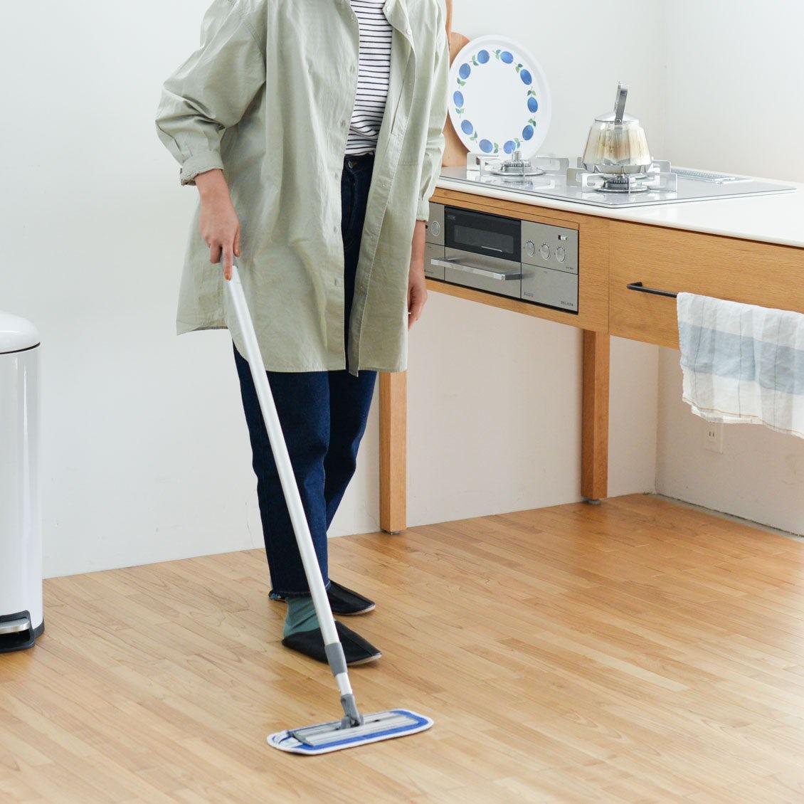 【新商品】お掃除の味方MQDuotexに、モップセットが新登場です!