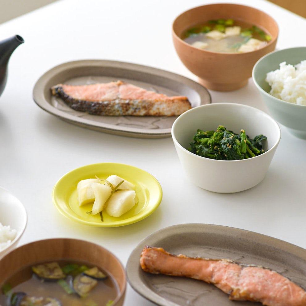 【新商品】オリジナル食器シリーズ新作!食卓にあると便利な「小皿」と「ミニボウル」が登場です