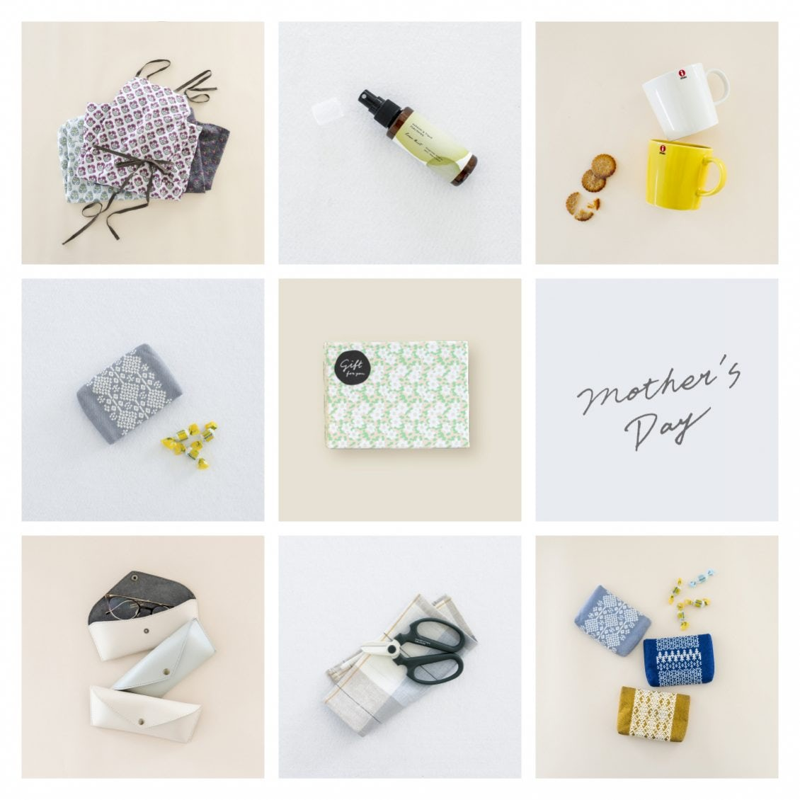 【特別企画】 とびきり可愛いギフトボックスで贈ろう!「母の日限定ギフト」が今年も登場です
