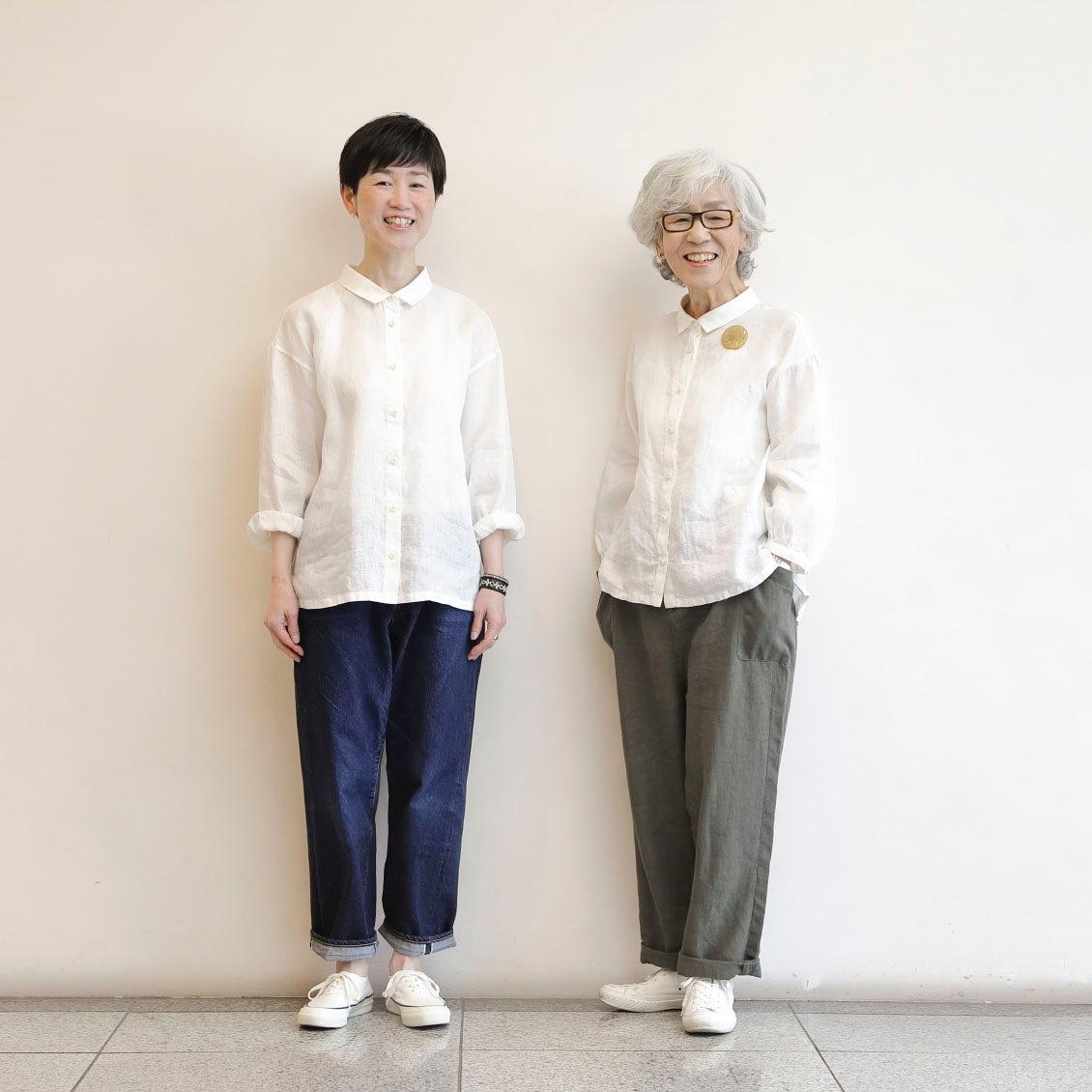 【これからのおしゃれ】歳を重ねても「カジュアル」を楽しむ。パーマネントエイジ・林多佳子さんに聞く、着こなしのヒント