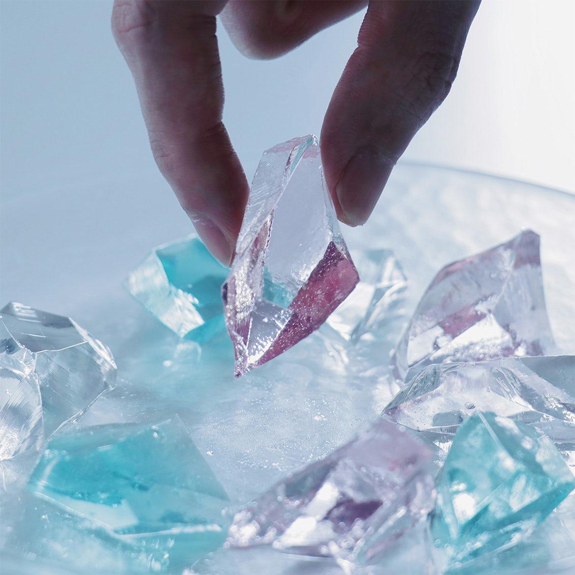 【tomei museum】recipe.1:まるで宝石のよう。琥珀糖の世界