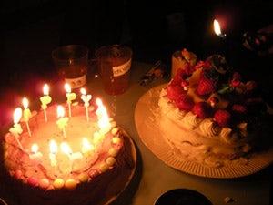 誕生日は大好きな人と過ごす!