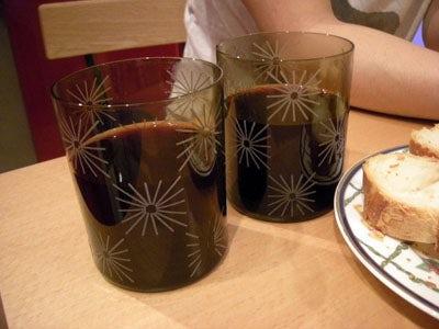 ジアリーミで乾杯!