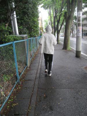 朝ジョギングはじめました。